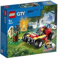 """LEGO City """"Лесные пожарные"""""""