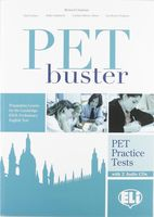 Pet Buster. Test Book - 4 Tests (+ CD)