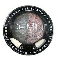 """Тени для век """"Baked Eye Shadow"""" тон: 10, космический черный"""