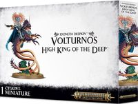 Warhammer Age of Sigmar. Idoneth Deepkin. Volturnos, High King Of The Deep (87-28)