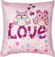 "Подушка ""Love Owl"" (35x35 см; арт. 08-798)"