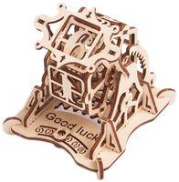 """Сборная деревянная модель """"Колесо Фортуны с настольной игрой"""""""