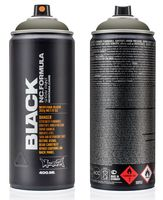 """Краска аэрозольная """"Black. B. A. Bosko"""" (зеленая; 400 мл)"""