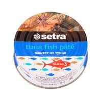 """Паштет из филе тунца """"Setra"""" (80 г)"""