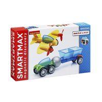 """Конструктор магнитный """"SmartMax. На земле и воздухе"""" (15 деталей)"""