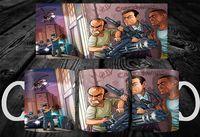 """Кружка """"GTA"""" (art.1)"""