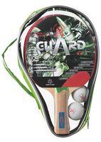 "Набор для настольного тенниса ""Guard"" (2 ракетки+2 мяча; 2 звезды)"