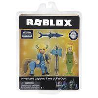 "Набор фигурок ""Roblox. Лагуна Неверленд: сказки Фейдорфа"" (2 шт.)"