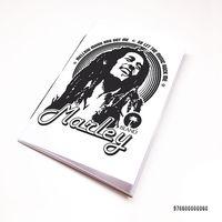 """Блокнот """"Боб Марли"""" (А7; арт. 060)"""