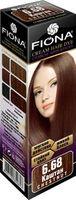 """Крем-краска для волос """"Fiona"""" (тон: 6.68, каштан)"""