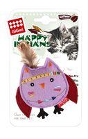 """Игрушка для кошек """"Сова"""" с кошачьей мятой (6 см)"""