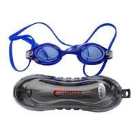 Очки для плавания (-8,0; синие)