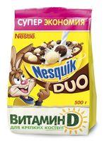 """Шарики шоколадные """"Nesquik. Duo"""" (500 г)"""