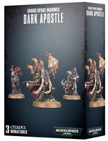 Warhammer 40.000. Chaos Space Marines. Dark Apostle (43-37)