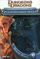 """Набор миниатюр """"Dungeons and Dragons Miniatures. Martial Heroes 1"""""""