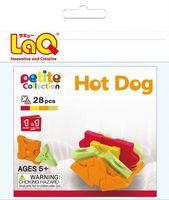 """Конструктор """"LaQ. Hot-Dog"""" (28 деталей)"""