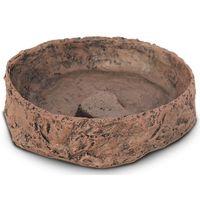 Декорация-кормушка для террариума (19,5х17х5 см)