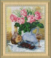 """Вышивка бисером """"Романтическое настроение"""" (300х235 мм)"""
