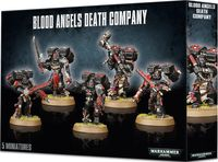 Warhammer 40.000. Blood Angels. Death Company (41-07)
