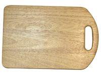 Доска разделочная деревянная (205х305х10 мм; арт. 9/954)