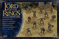 """Набор миниатюр """"LotR/The Hobbit. Morannon Orcs"""" (08-08)"""