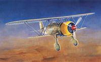 """Истребитель """"CR.42 Falco"""" (масштаб: 1/72)"""
