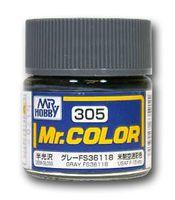 Краска Mr. Color (gray, C305)