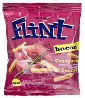 """Сухарики пшенично-ржаные """"Flint. Бекон"""" (70 г)"""