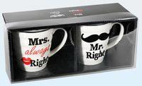 """Подарочный набор """"Mr and Mrs Always Right"""" (арт. 78/8232)"""