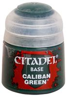 Paint Pots: Caliban Green 12ml (21-12)