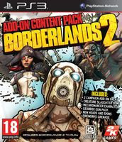 Borderlands 2: Add-On Content Pack (����������) (PS3)
