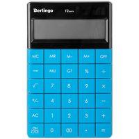 Калькулятор настольный (12 разрядов; синий)
