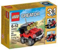 """LEGO Creator """"Гонки в пустыне"""""""