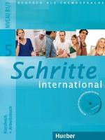 Schritte international 5. Kursbuch + Arbeitsbuch + CD