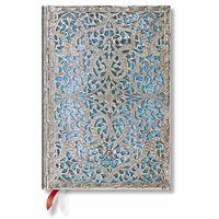 "Ежедневник Paperblanks ""Синева Майя"" на 2017 год (формат: 130x180 мм, миди)"