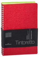 """Еженедельник недатированный """"Tintoretto"""" (B5; красный)"""