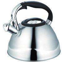 Чайник металлический со свистком (3 л; арт. Mr-1338)