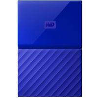 Внешний жесткий диск WD My Passport 1TB WDBBEX0010BBL (синий)