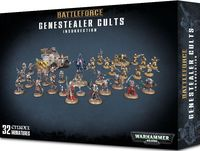 Warhammer 40.000. Genestealer Cults. Insurrection (71-65)