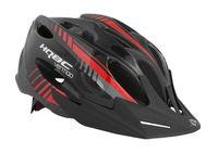 """Шлем велосипедный """"Ventiqo"""" (L; чёрно-красный; арт. Q090350L)"""