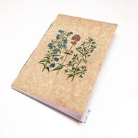 "Блокнот крафт ""Полевые цветы"" А7 (арт. 772)"