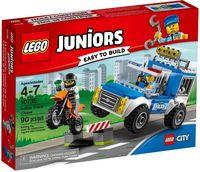 """LEGO Juniors """"Погоня на полицейском грузовике"""""""