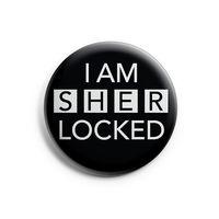 """Значок """"Шерлок"""" (арт. 901)"""