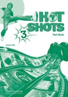 Hot Shots 3. Test Book