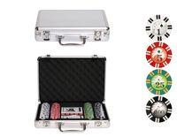 """Набор для покера """"Royal Flush"""" (200 фишек)"""