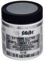 """Краска акриловая """"FolkArt. Extreme Glitter"""" (голограмма; 59 мл; арт. PLD-02782)"""