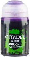 """Краска акриловая """"Citadel Shade"""" (druchii violet; 24 мл)"""