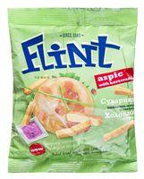 """Сухарики пшенично-ржаные """"Flint"""" (70 г; холодец с хреном)"""