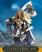 "Миниатюра ""Warhammer FB. Finecast: High Elf Korhil"" (87-61)"