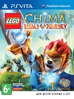 LEGO Legends of Chima: Laval`s Journey (PSV)